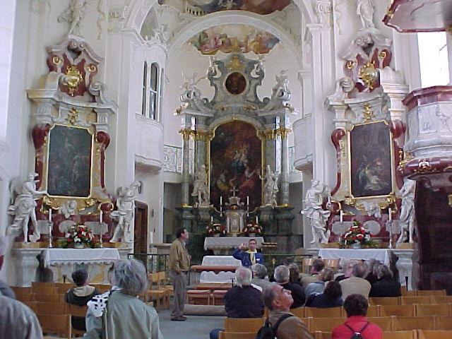 The Chapel (interior)
