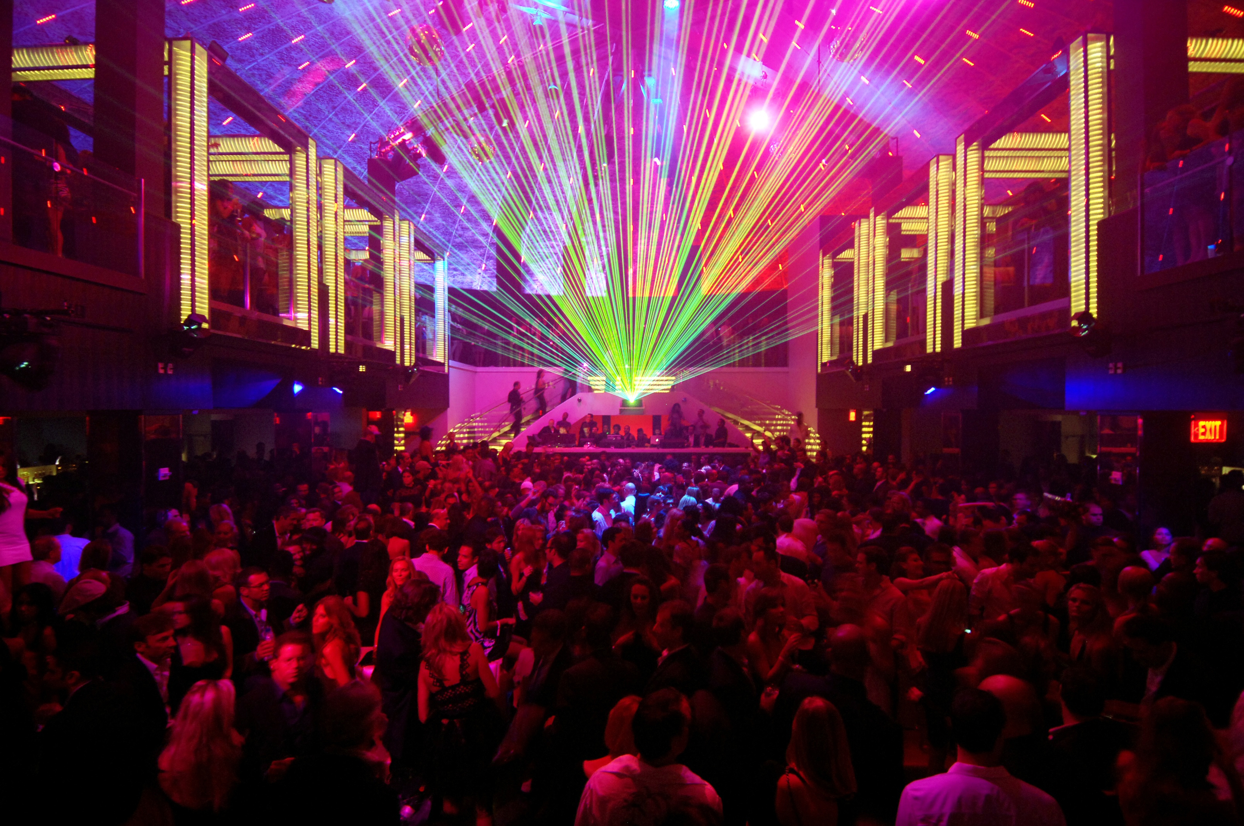 LIV Club at the Fontainebleau Resort.  Photo courtesy of LIV.