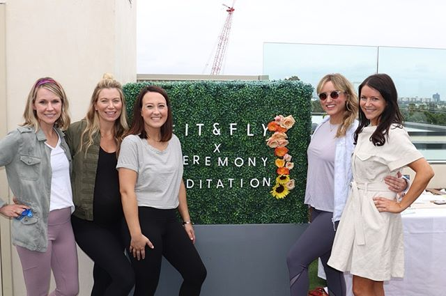 This past weekend @fitandflygirl hosted an LA Summer Solstice Wellness Event, and I never could have pulled this off without our @collectivemedia.co dream team! Not only are they experts in brand strategy, partnerships, and curating events, I just love them and we have a whole lot of fun in the process: swipe right 👉 😂.