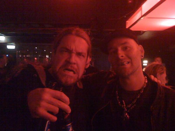 Tomas Haake of Meshuggah