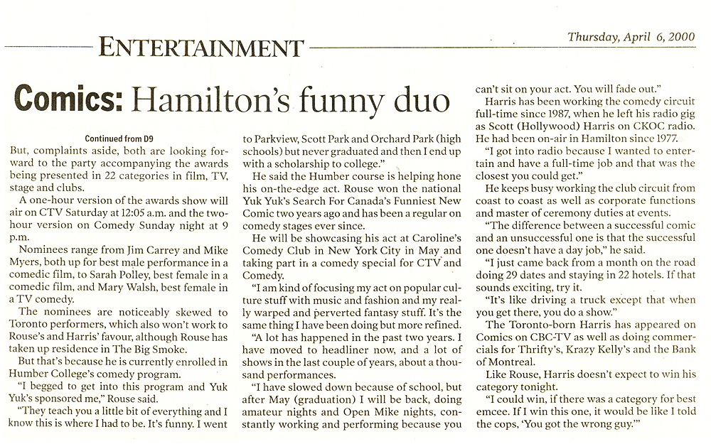 Hamilton's Funny Duo 2000-2.jpg