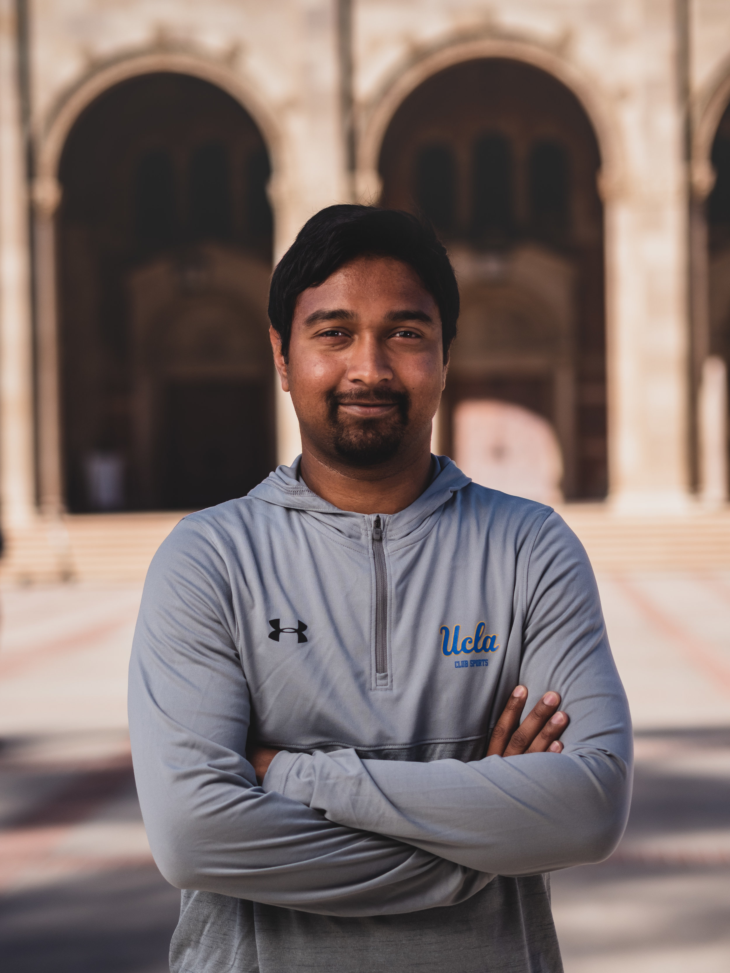 Gavin Dayanga - Gavin Dayanga recently joined the UCLA IoES Center for Climate Science as a graduate student. He is part of a large collaborative project that seeks to understand how climate change affects drought, vegetation, and wildfire in the future.