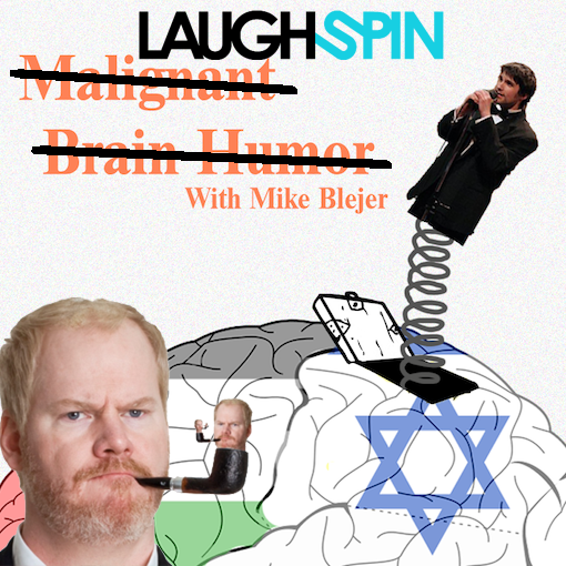 Before I interviewed Jim on my own show, I profiled him for Laughspin (then punchline) Check it out!