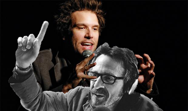An article about Dane Cook's appearance on Marc Maron's Podcast. Hopefully someday there will be a tweet based on the article, which will (fingers crossed) be turned into a major motion picture.