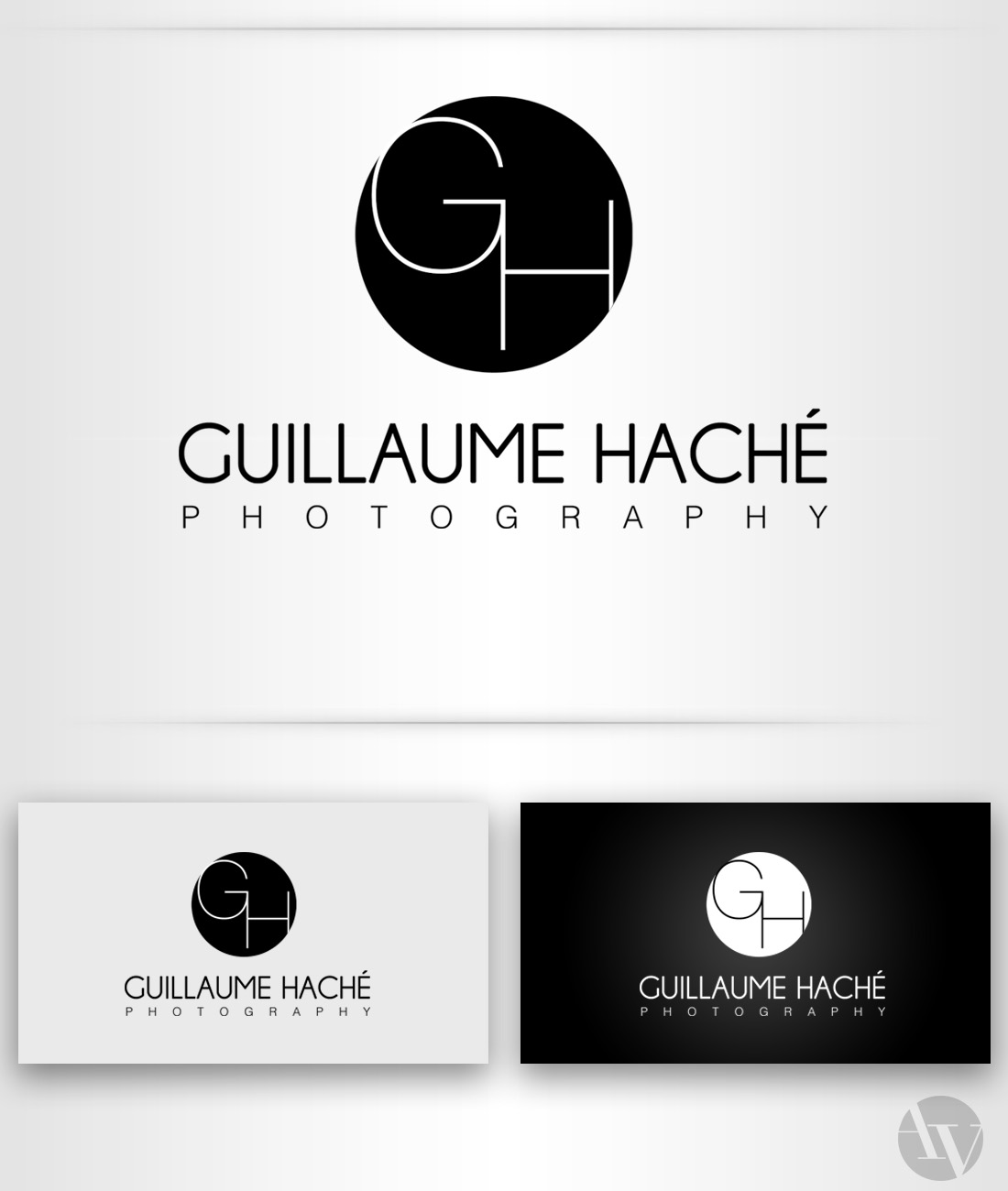 Guillaume Hache Photography Logo