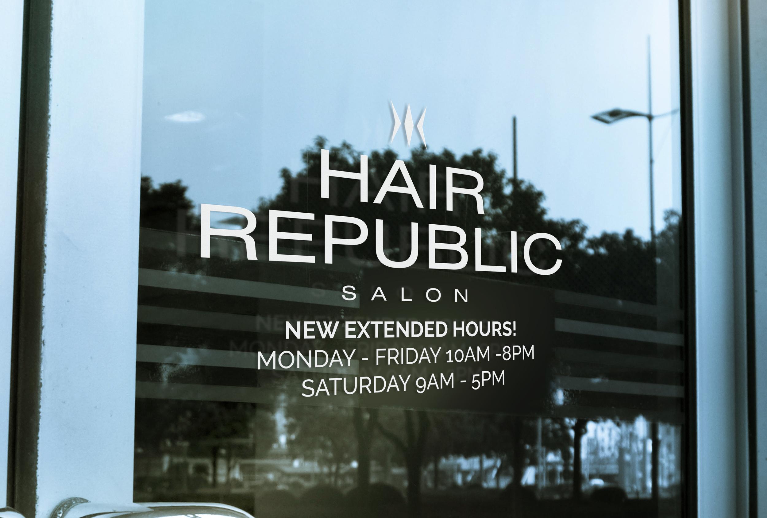Hair Republic Inc.