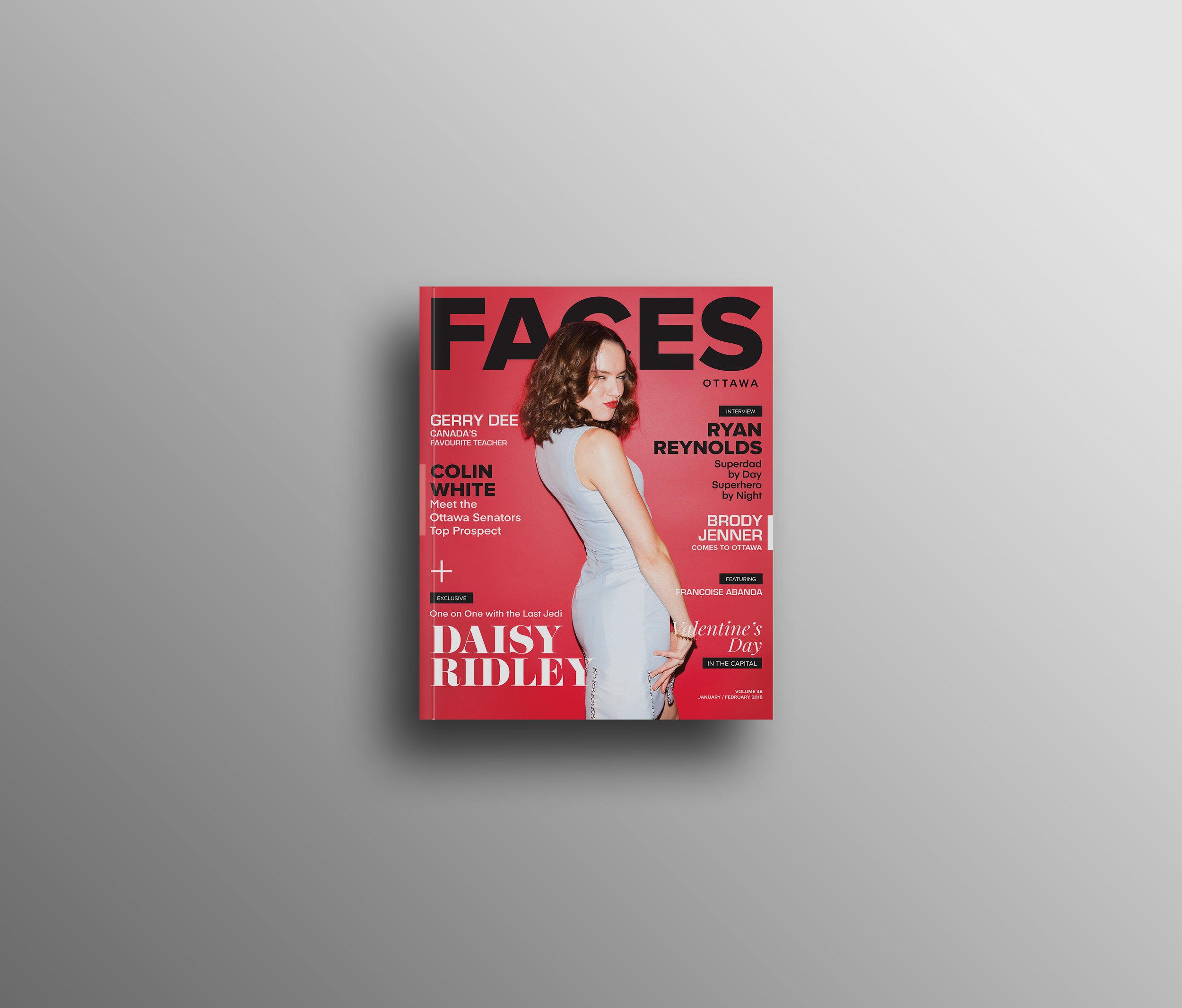 Art Direction - Magazine Design