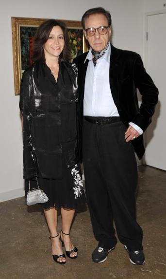 Antonia Bogdanovich; Peter Bogdanovich (John M. Heller/Getty Images)