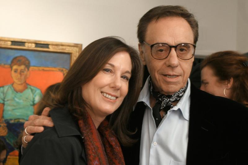 Kathy Kennedy, Peter Bogdanovich