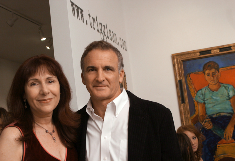 Anna Bogdanovich, Jason Klassi