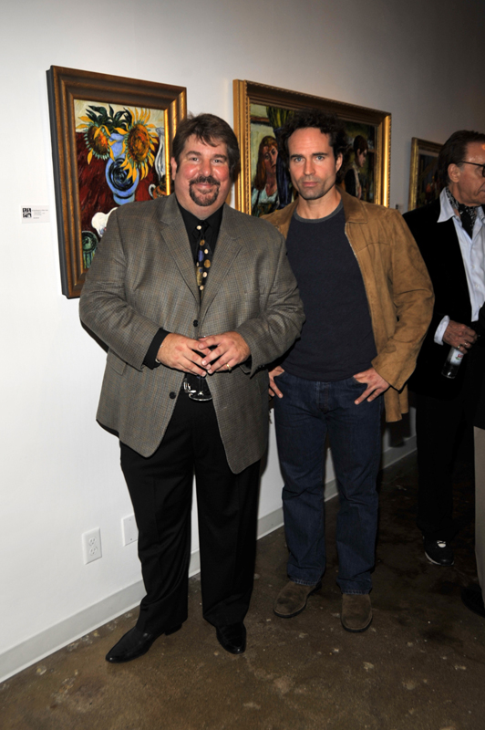 Trigg Ison, Jason Patric;(John M. Heller/Getty Images)