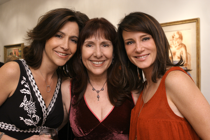 Antonia Bogdanovich, Anna, Lisa Rotundi