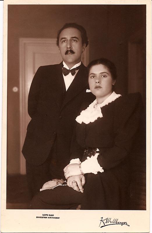 Wedding / NOVI SAD 1937