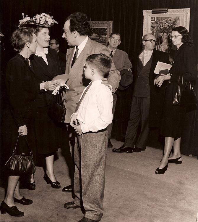 Van Diemen Gallery 1948