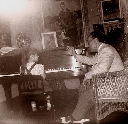 Piano Lesson 1959