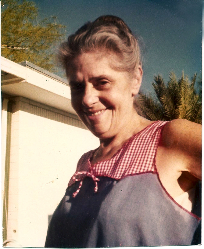 Herma Bogdanovich October 1978
