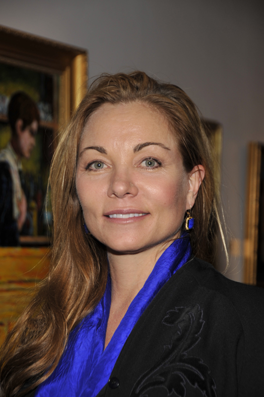 Theresa Russell (Photo by John M. Heller/Getty Images)