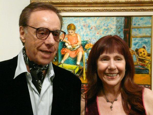 Borislav Bogdanovich:  Impressions  Event at Trigg Ison Fine Art 2008
