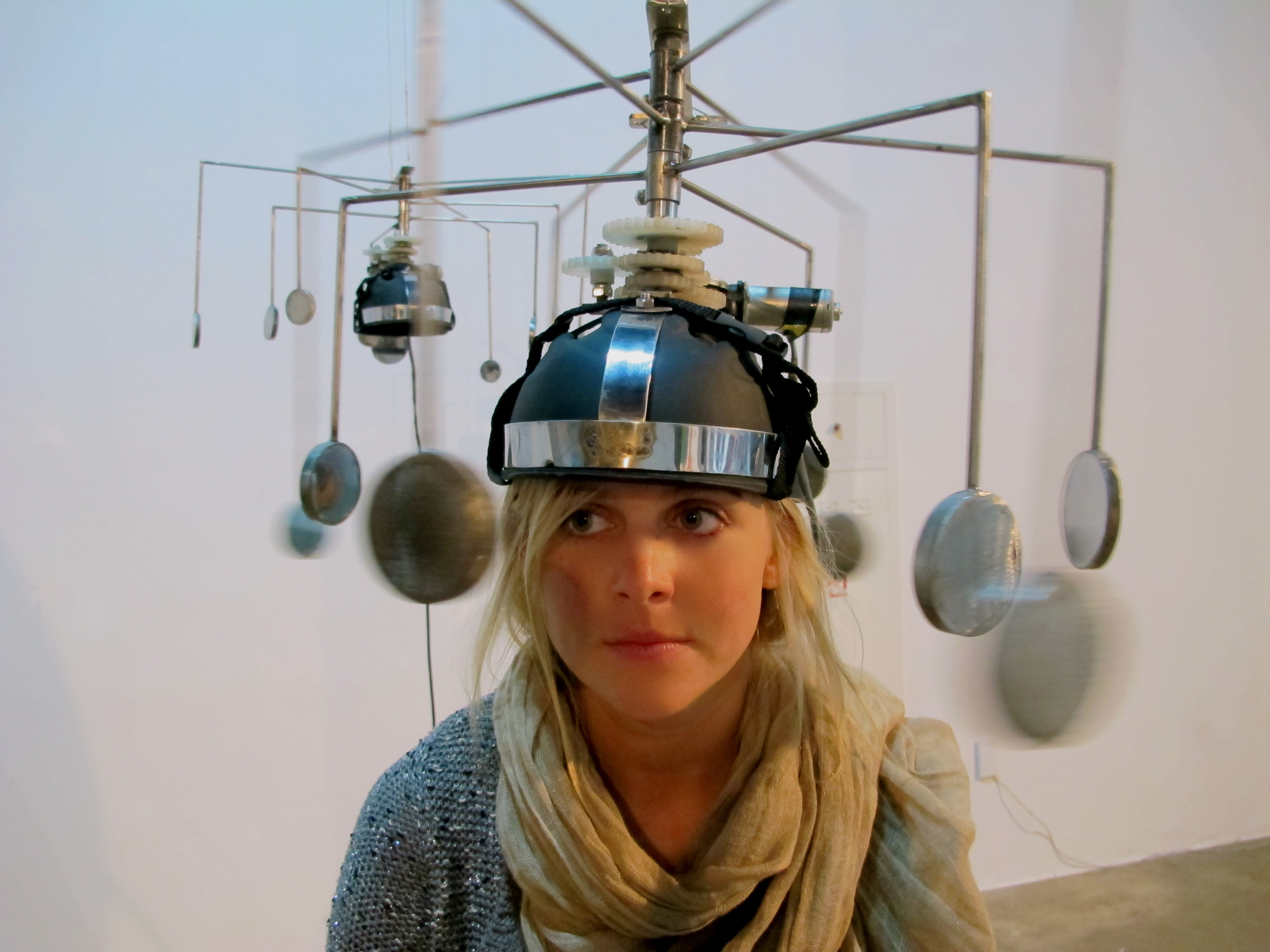 Sara Nuytemans, Observatory of the Self 2.2, 2012