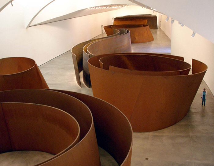 Richard Serra, Passage of Time, 2013