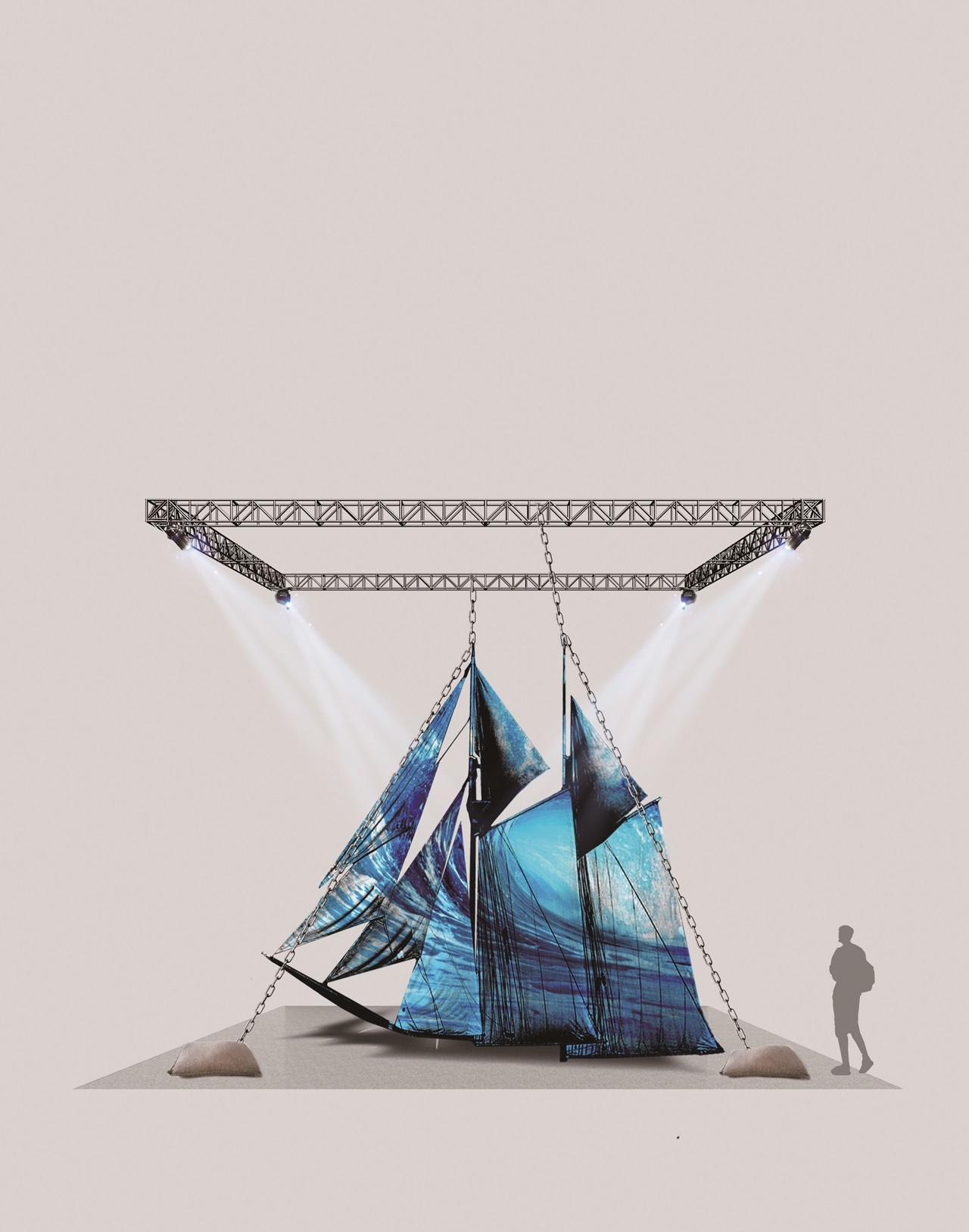 Encounters: Tang Contemporary Art Xu Qu Conquer, 2013