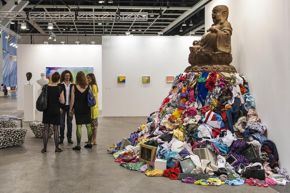 Galleries: Galleria Continua