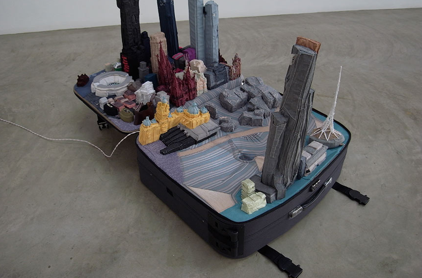 portable cities lucy rees art yin xiuzhen