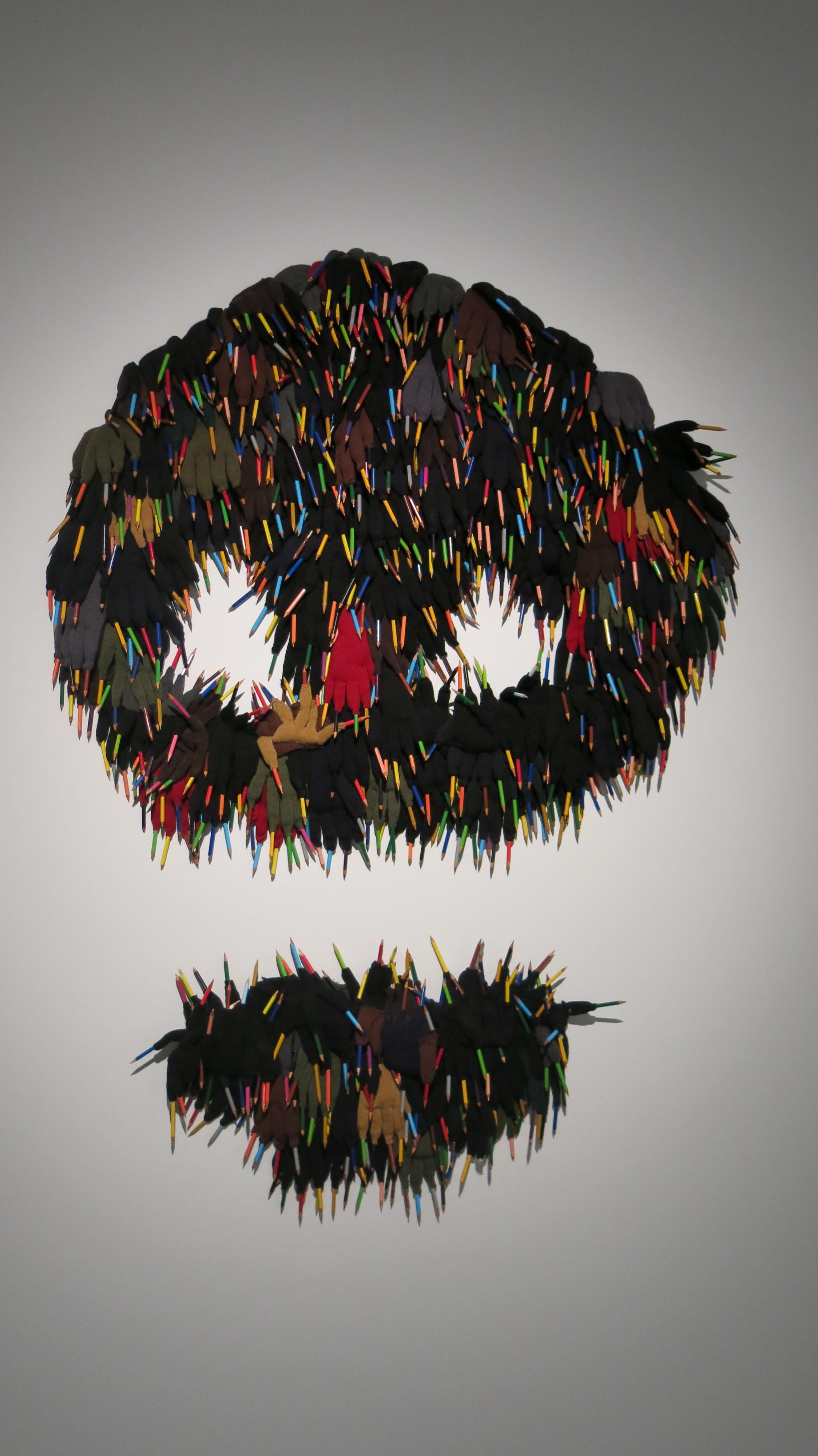 Head-gloves, 1999.