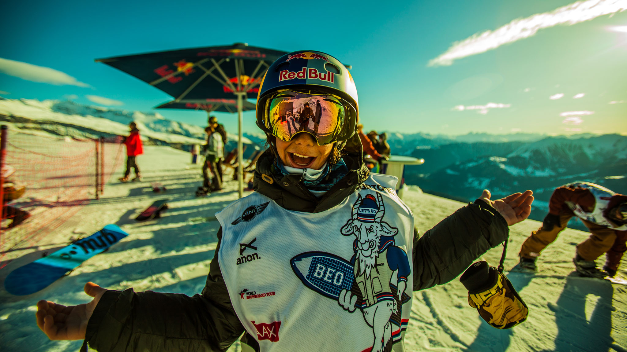 Meet Toby Miller ... snowboarding's next superstar? Photo courtesy of Josh Schwartz.