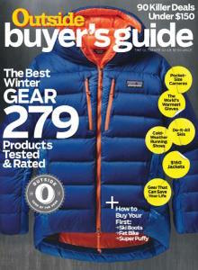 """""""Meet Your Maker"""" - What does it take to make a good product? I interviewed designers from GoPro, Hoka, Arc'teryx and DPS Skis to find out.  Outside Buyer's Guide, Winter 2017"""