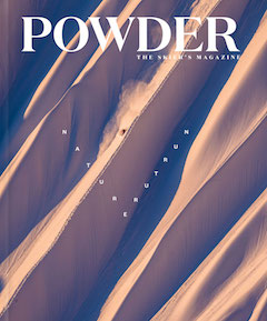 """""""Sheltered"""" — Affordable housing in ski towns is gone. Can resort communities stop the crisis from running locals out of town?  Powder Magazine, December 2016"""