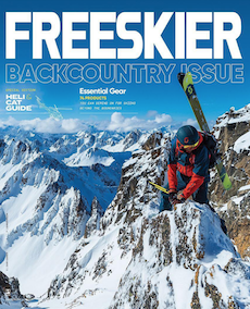 """"""" Josh Who? """" — Meet the most underrated skier in America: a humble, hard-charging guy from Michigan whose name you probably don't know, even though he's one of the best damn skiers on the planet.  Freeskier Magazine, Dec. 2018"""
