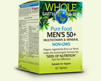 The multivitamins offered so far are: Mens 50+, Adult Mens, Women's 50+ and Adult Women