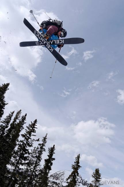 Mark airs it out over Clear Creek County PC @dougtheskier