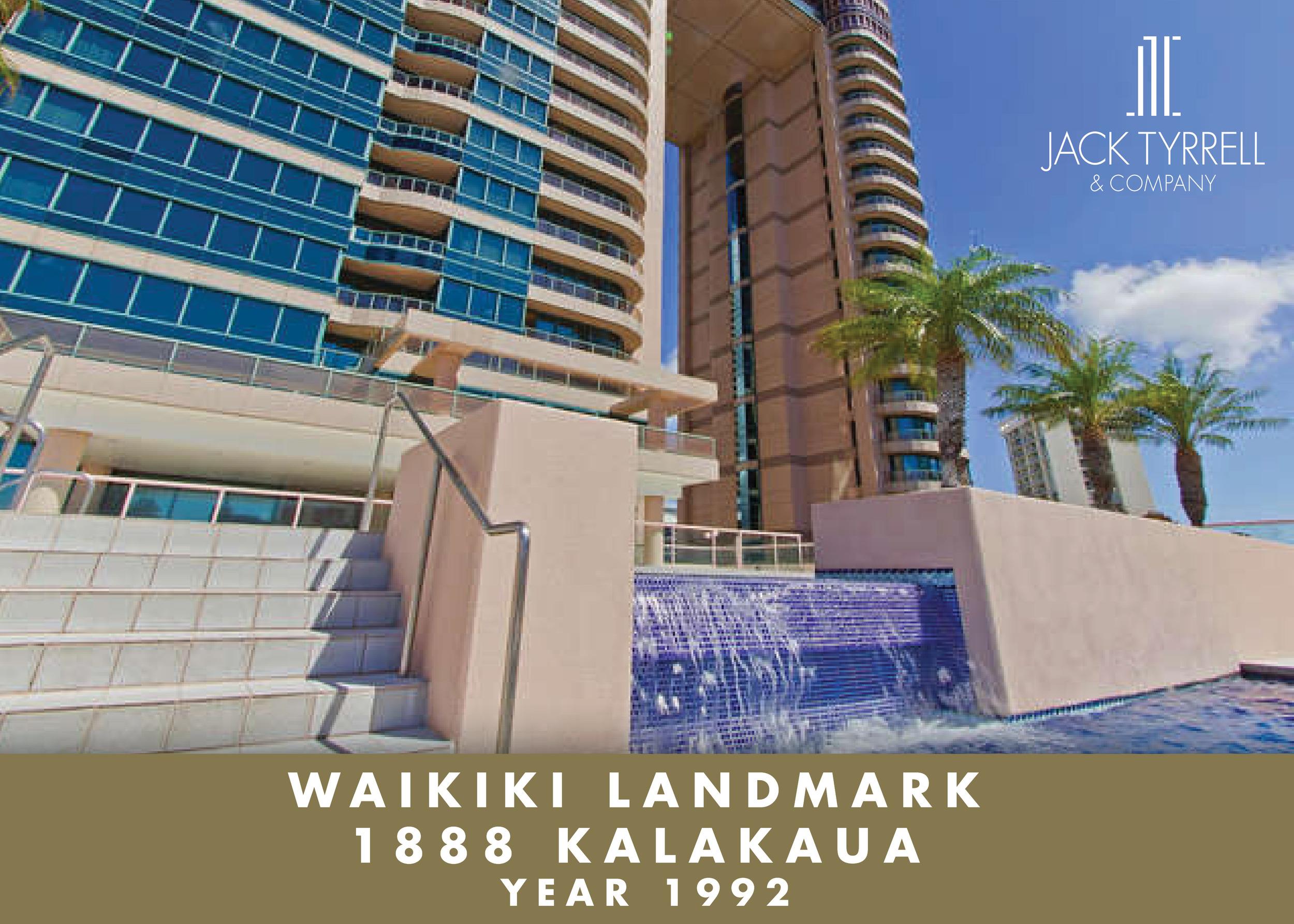 Waikiki Landmark - Gateway to Waikiki