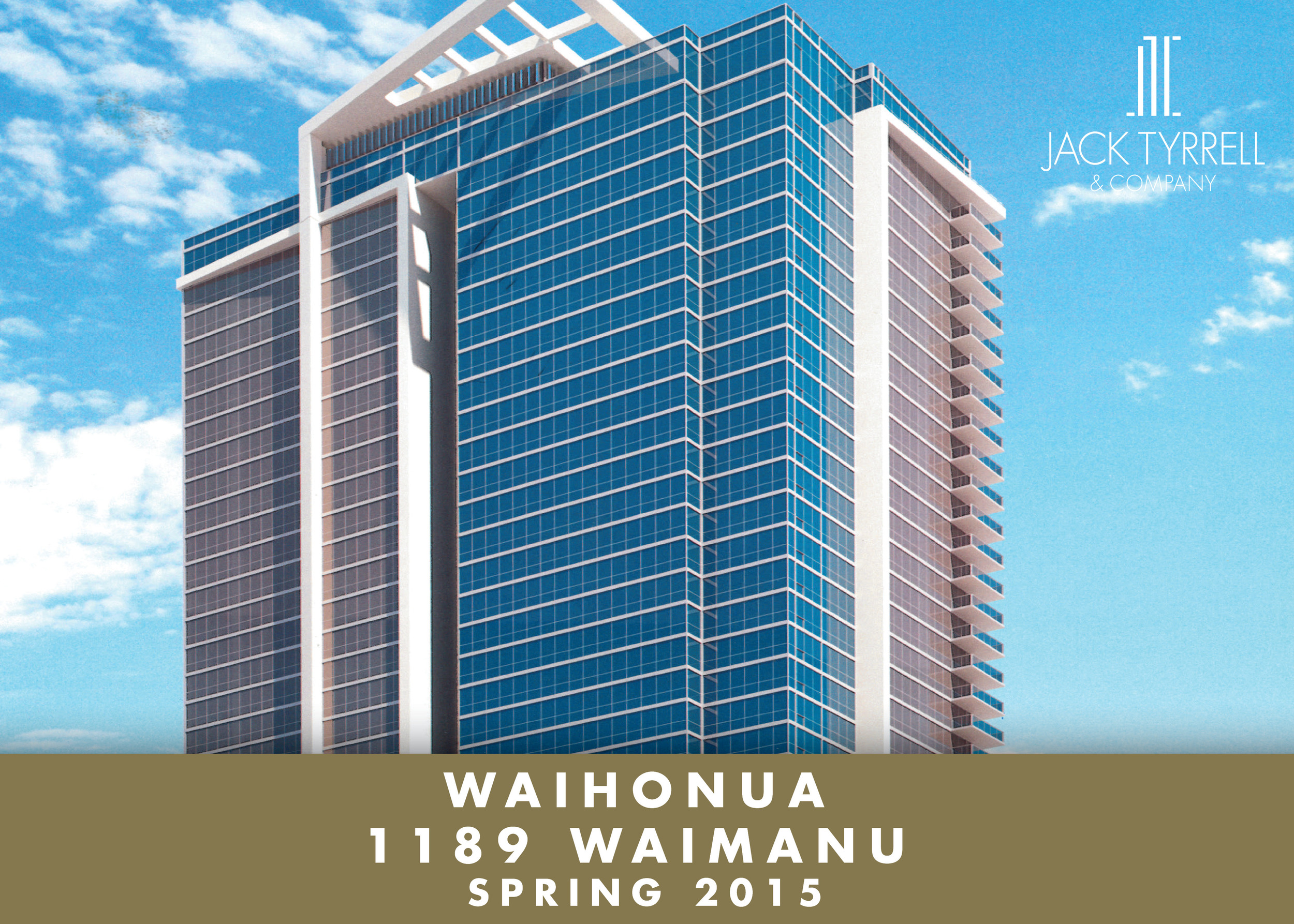 Waihonua - Completion Spring 2015