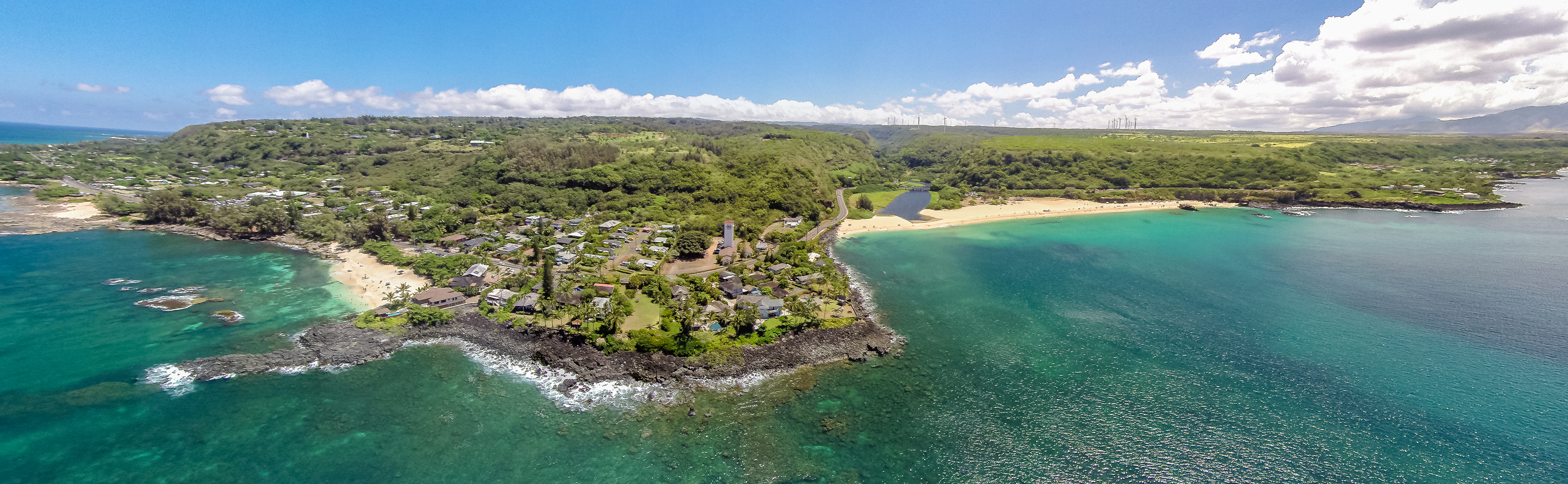 Waimea Point Residence - North Shore