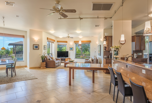 Photo credit: JTC Hawaii, Waimea Point Residence