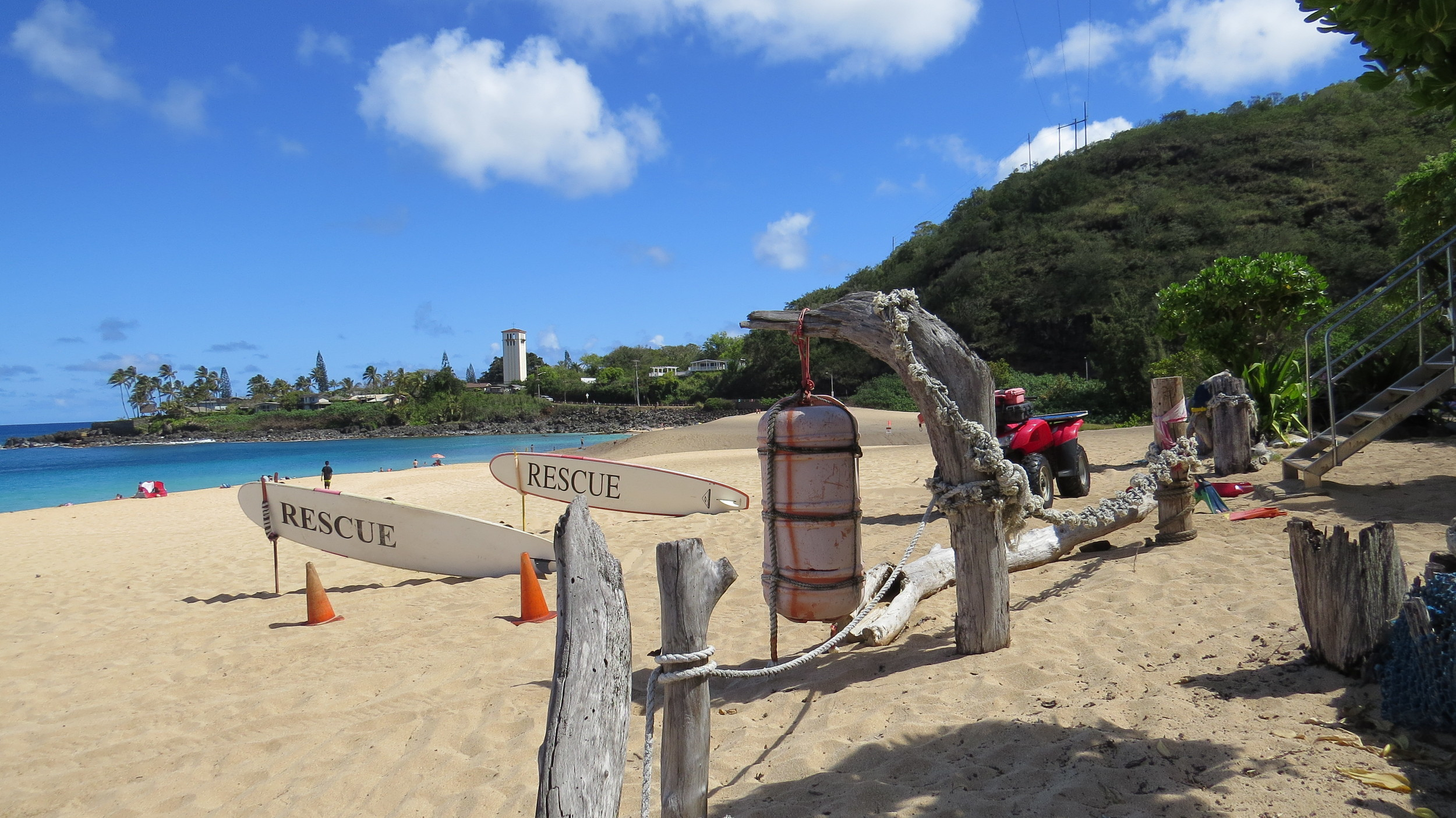 Hawaii's legendary North Shore! Photo: Jack Tyrrell & Company, Inc.