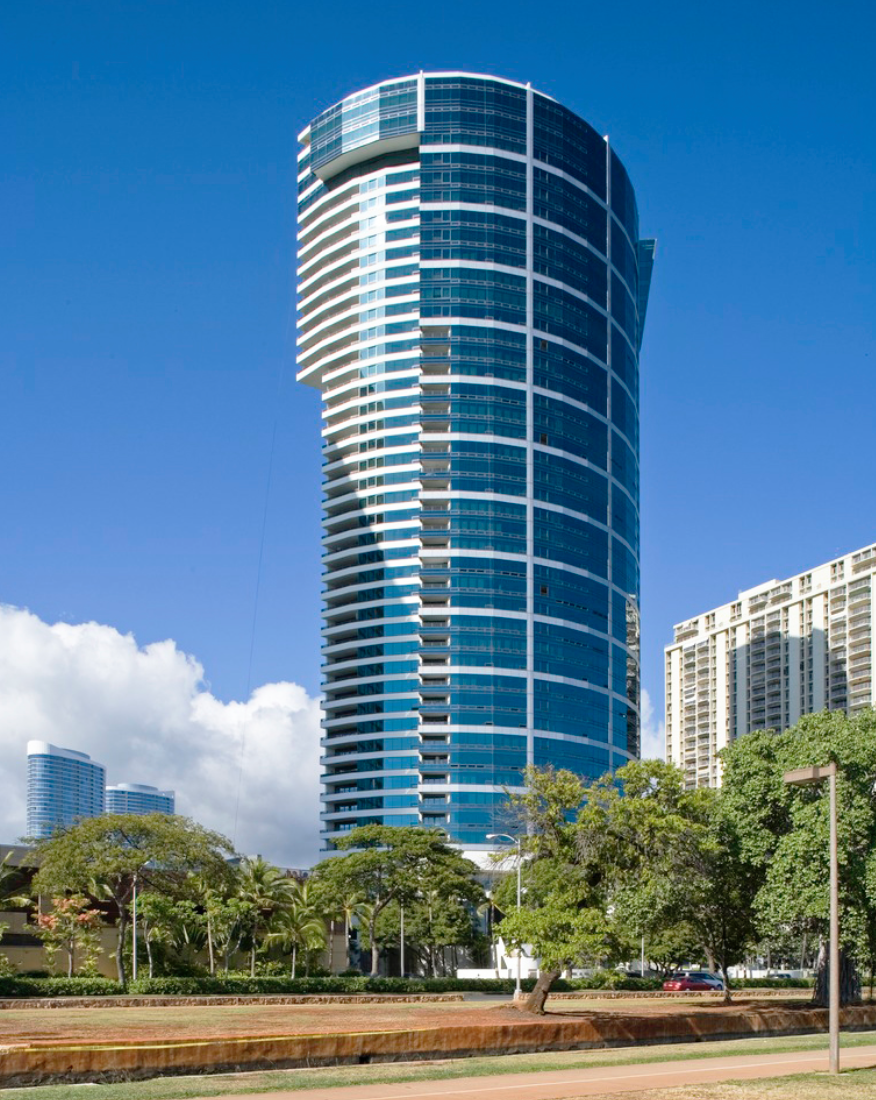 NAURU TOWER   Year Built: 1990