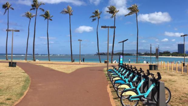 Photo: Biki, Bikeshare Hawaii