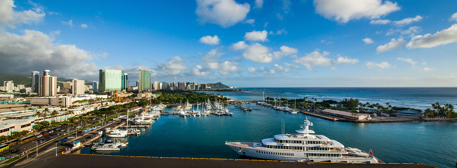 Photo: Kewalo Harbor, Howard Hughes Corporation