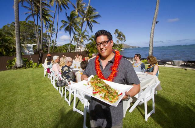 Photo:  Honolulu Star-Advertiser