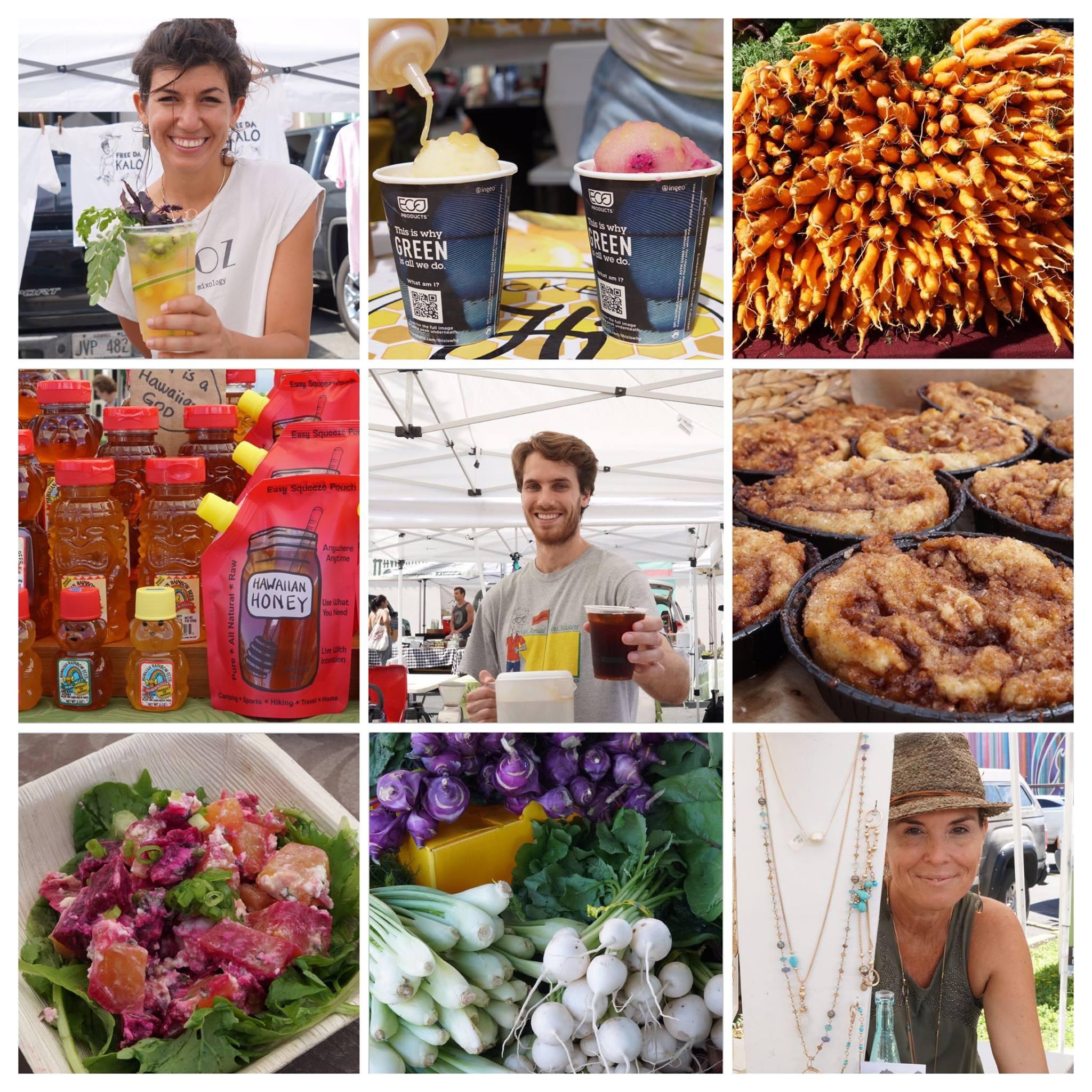 Photo: Kakaako Farmer's Market Facebook page