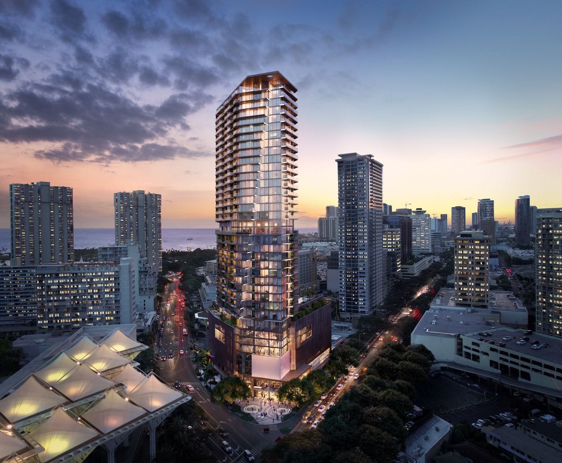Photo: Mandarin Oriental Honolulu Residences