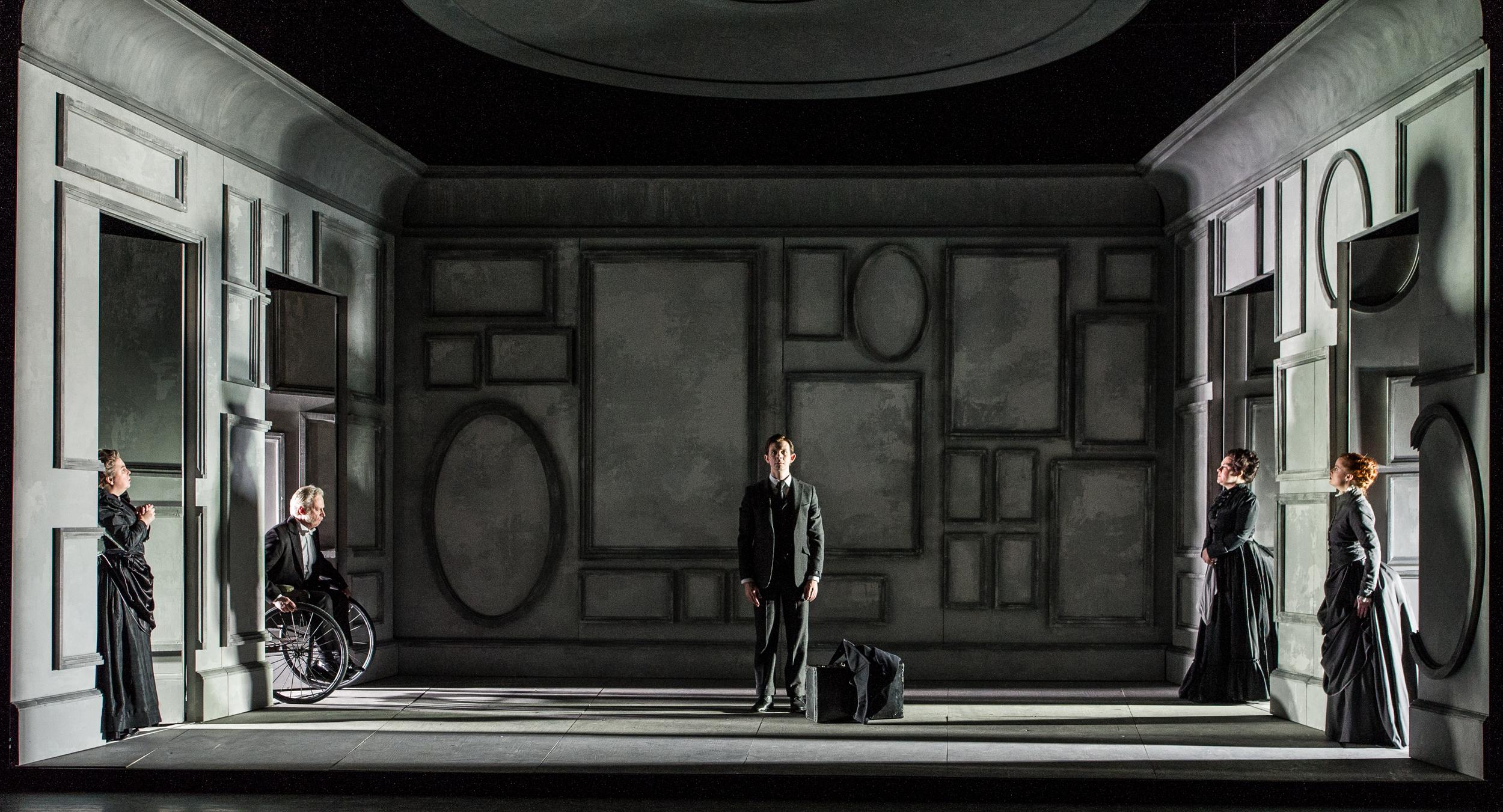 Title Role - Owen Wingrave (Britten)