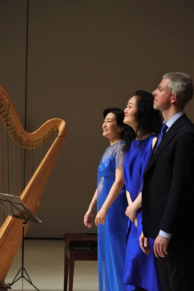 Kamakura ReSonance Festival 2018 with Mutsumi Hatano (mezzo soprano) & Naoko Yoshino (harp)