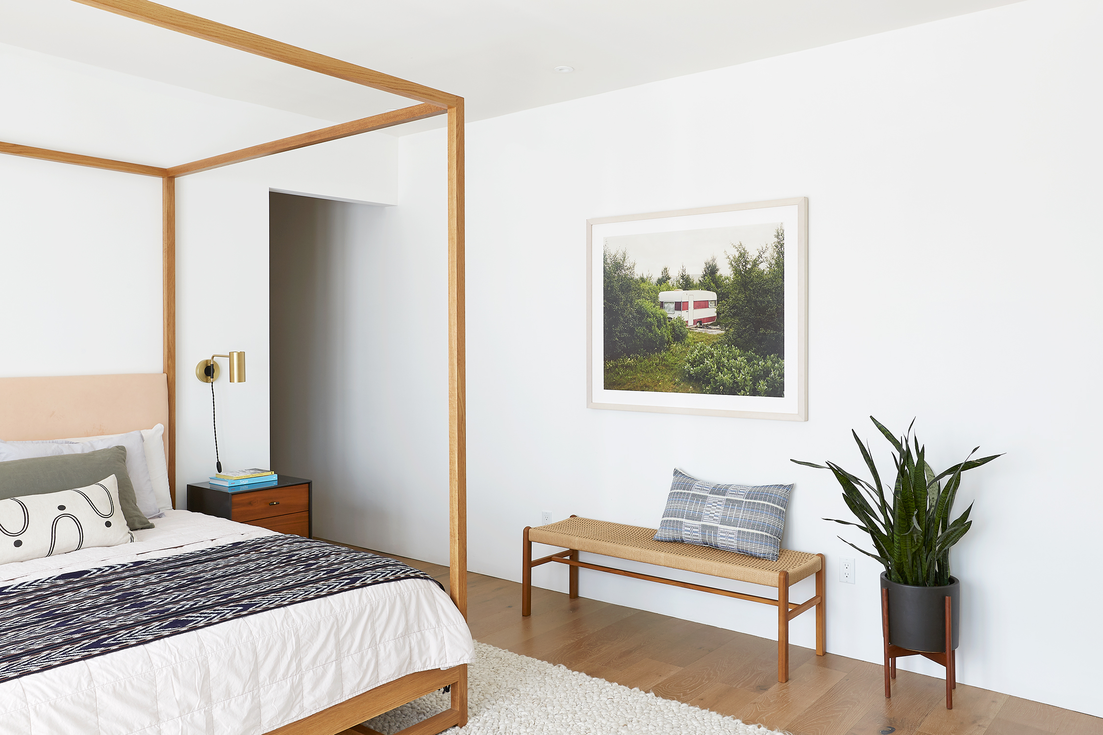 Interior design by Natalie Myers | Lonny