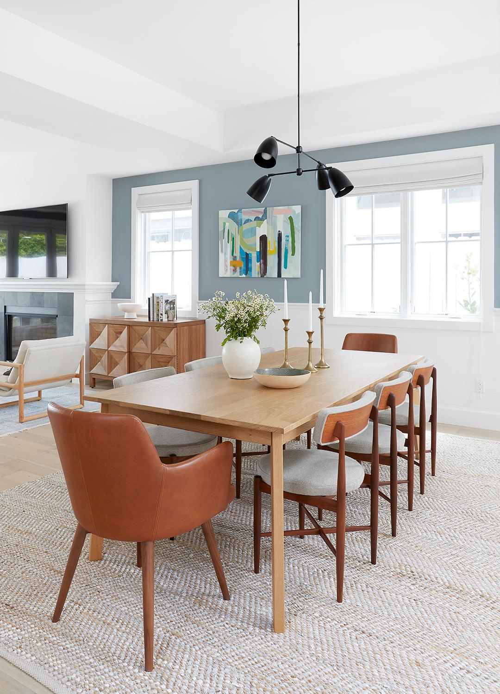 Interior design by Ginny Macdonald