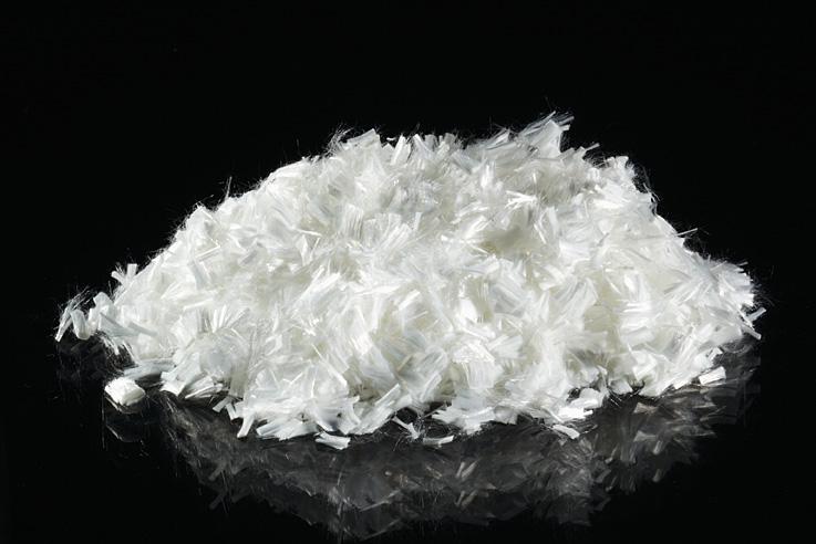 short cut polyester fiber for wetlaid from Fiberpartner